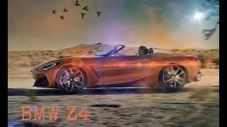 2018 new BMW Z4 drive test