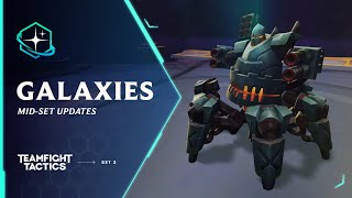 Galaxies Mid-Set Explainer | Gameplay - Teamfight Tactics