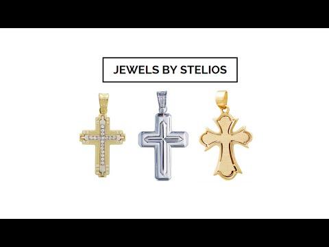 Greek Crosses - Jewels By Stelios (708) 867-0252