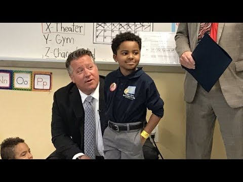Chuck and Kelly - Happy Hour: 5-Year-Old Named Albany's Youngest Citizen of the Month