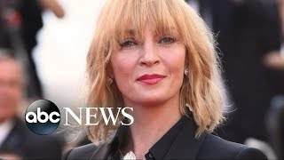 Uma Thurman launches new allegations against mistreatment in Hollywood