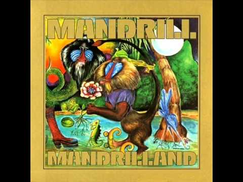 Mandrill - The Road To Love - 1974