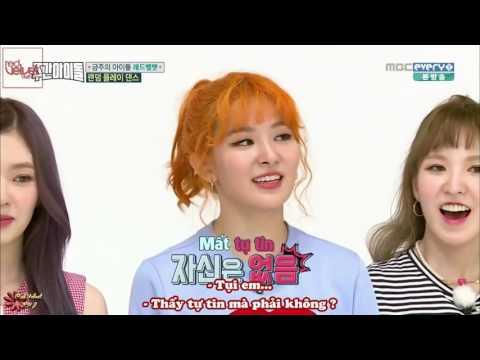 [RVVN][Vietsub] 160907 Weekly Idol - Red Velvet