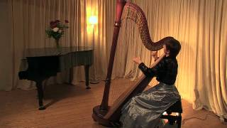 M. Glinka - Variations on a theme of Mozart (Olga Shevelevich - Harp)