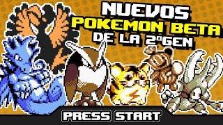 MÁS DE 70 NUEVOS POKÉMON de la beta Pokémon Oro