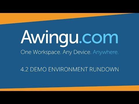 Migrate from Citrix to Awingu! - Awingu - MIGRATE TO AWINGU
