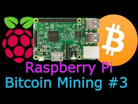 Raspberry Pi Bitcoin Mining ( Monero XMR Coin ) PART3 Run Command To Mine