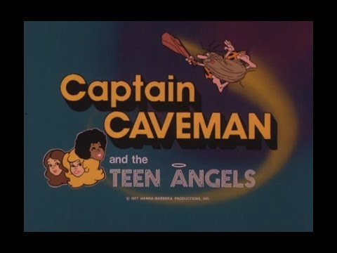 Captain Caveman and the Teen Angels Opening and Closing Credits and Theme Song