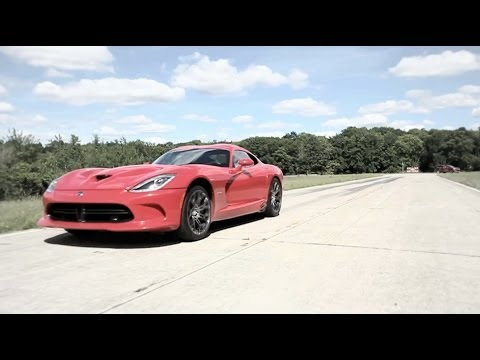 How To: Beat Launch Control in an SRT Viper GTS