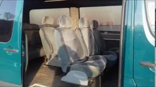 Пассажирские перевозки, аренда микроавтобуса Украина Европа СНГ(Комфортабельные Перевозки Volkswagen по территорий Украины и за рубежом. Большое багажное отделение, задний..., 2016-06-18T12:11:47.000Z)