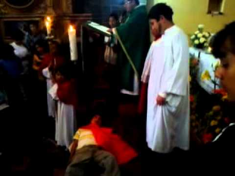 Domingo ordinario VI niños los reyes acozac