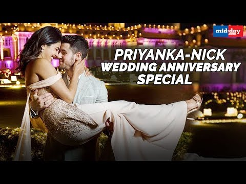 Priyanka Chopra and Nick Jonas first wedding anniversary special Mp3