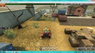 тест сервер танки онлайн как играть через FLASH PLAYER?