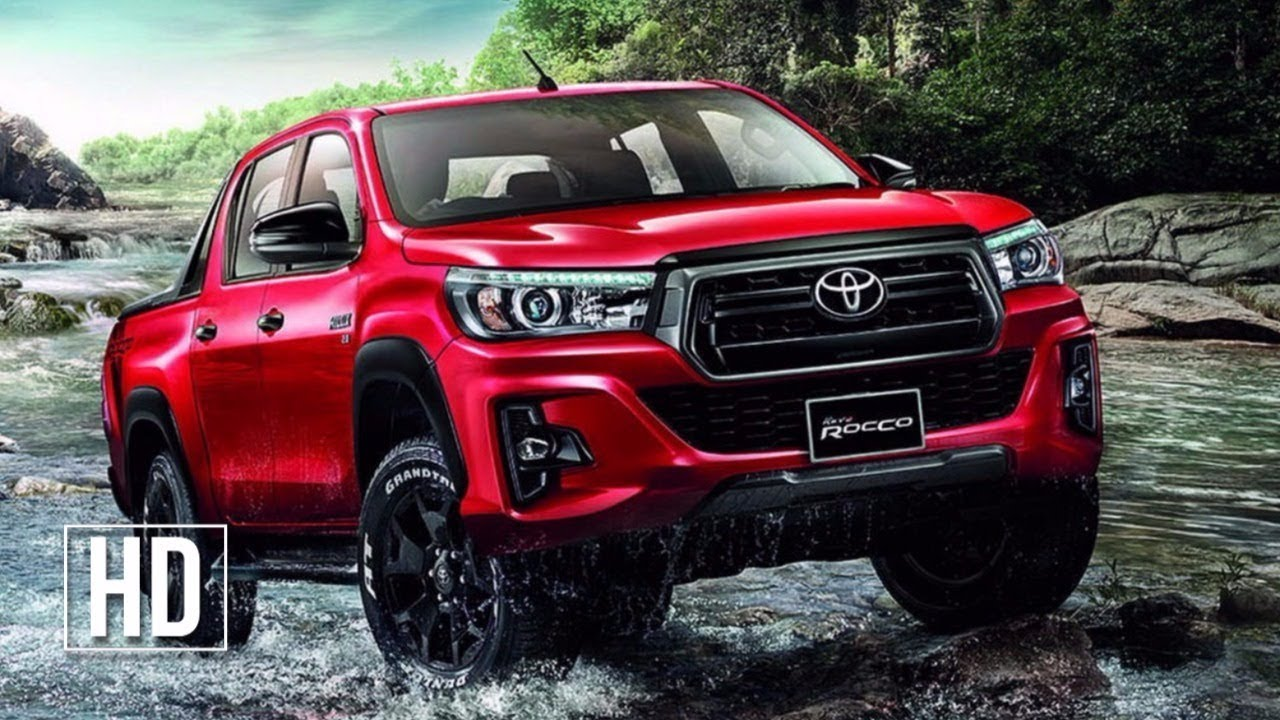2018 Toyota Hilux Facelift First Look Youtube