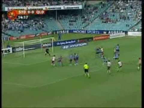 A-League ('06-'07) - Best of Round 7 Goals