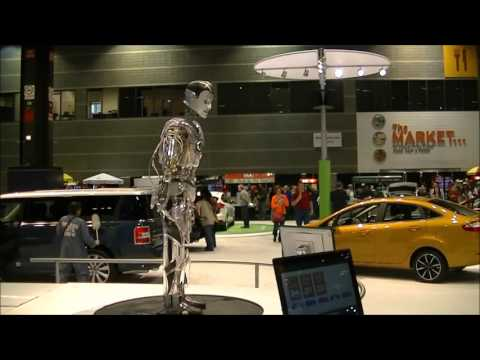 Chicago autoshow Feb 2016 McCormick Place