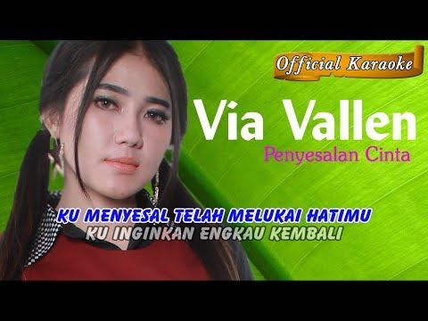 Penyesalan Cinta ~ Via Vallen       Official Karaoke _ Music Tanpa Vocal