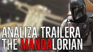 DOKŁADNA Analiza trailera THE MANDALORIAN!
