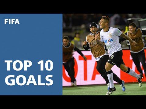 Top 10 Goals: FIFA Club World Cup Japan 2012
