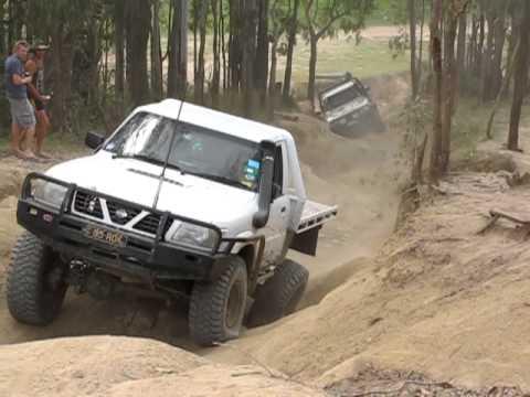 Random GU Patrol Utes Camp Rd LCMP.MOV - YouTube