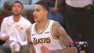 Top Call of the Night: Lakers vs Cavs - Kuzma Slam Dunk