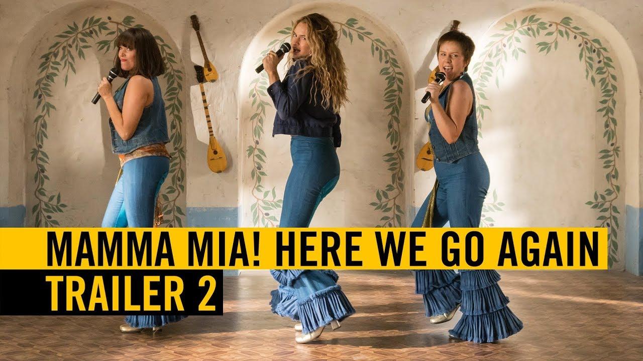 Mamma Mia Here We Go Again Trailer 2 Nederlands Ondertiteld