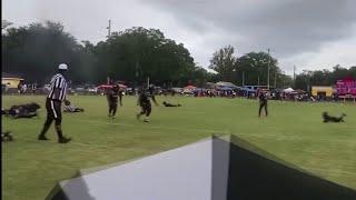 Livestream captures chaos amid deadly shooting at Arlington youth football game
