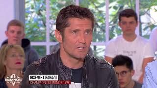 Bixente Lizarazu : champion du monde ! - Clique Dimanche du 06/05 - CANAL+