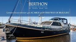 Linssen Grand Sturdy 470 AC MKII (OTTERS WAY) - Yacht for Sale - Berthon International Yacht Brokers