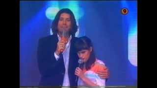 Evangelina Luján Rebozio No llores por mi Argentina.