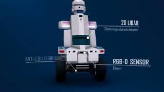 STROBO Security Robotics