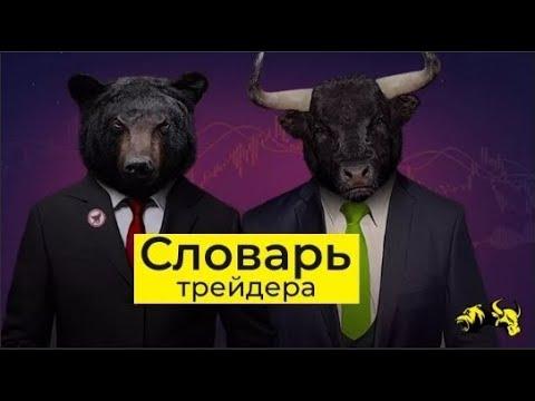 Словарь трейдера. От А до Я. Валютный рынок Forex.