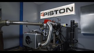 1000hp 4 Piston Turbo K24 STREET Engine Build and Dyno
