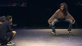 Dance Battle Darwin vs Mufasa - I Love This Dance 2012