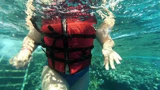 Египет ШармПодводный мир Красного моря коралловые рифы Отель Otium family amphoras beach resort 5