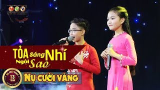 Giận Mà Thương - Hà Quỳnh Như, Đức Vĩnh | Tỏa Sáng Ngôi Sao Nhí 2018