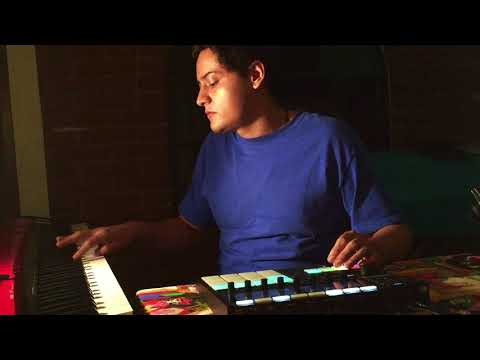 ≠ Hipbytes Vol. 1 = Building in real time a Cyber Hiphop Beat with Jazz Soloing with Maschine mk3