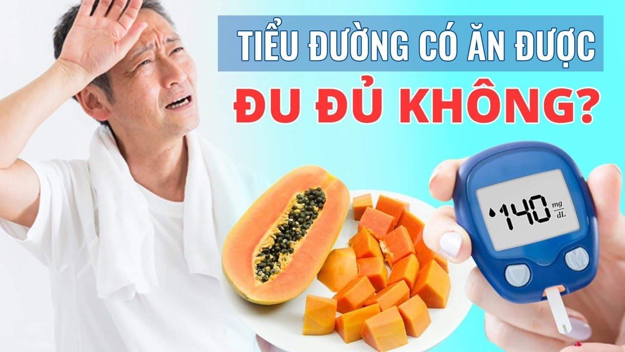 Đu đủ – Người tiểu đường & tiểu đường thai kỳ ăn được không?| BS Võ Hà Băng Sương – Vinmec Phú Quốc