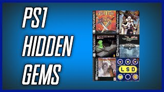 PS1 - Hidden Gems