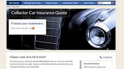 BEST Classic Car Insurance Quotes Online