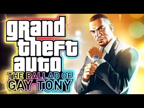 GRAND THEFT AUTO : THE BALLAD OF GAY TONY - FILM COMPLET en Français (Jeu vidéo 2009)
