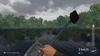 FishingPlanet_Kayak trip _#RELAXTV