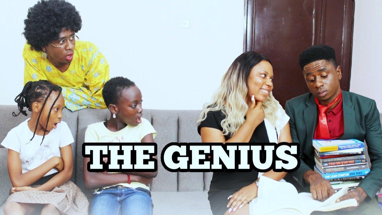 THE GENIUS | Mc Shem Comedian