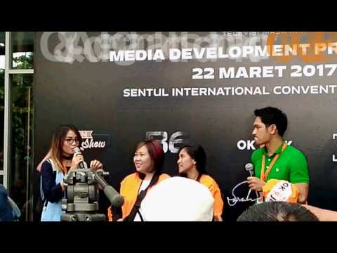 Recruitment karyawan NET TV MDP V