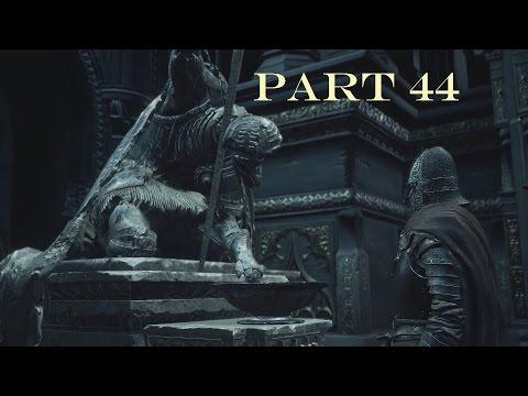 [Let's Play] Dark Souls 3 #44 - Burg Lothric: die Schonzeit ist vorbei!