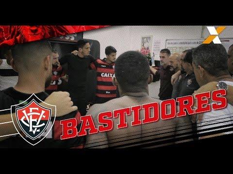 [BASTIDORES] - Copa do Brasil / Oitavas - Vitória 0 x 0 Corinthians