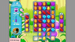 Candy Crush SODA SAGA level 326 No Boosters