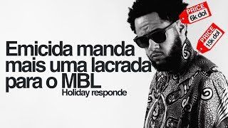 Emicida x Holiday