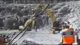 Video: Así contamina la minería a cielo abierto en Jujuy