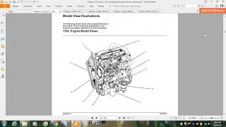 Perkins 1103 and 1104 Industrial Engines Service Manual